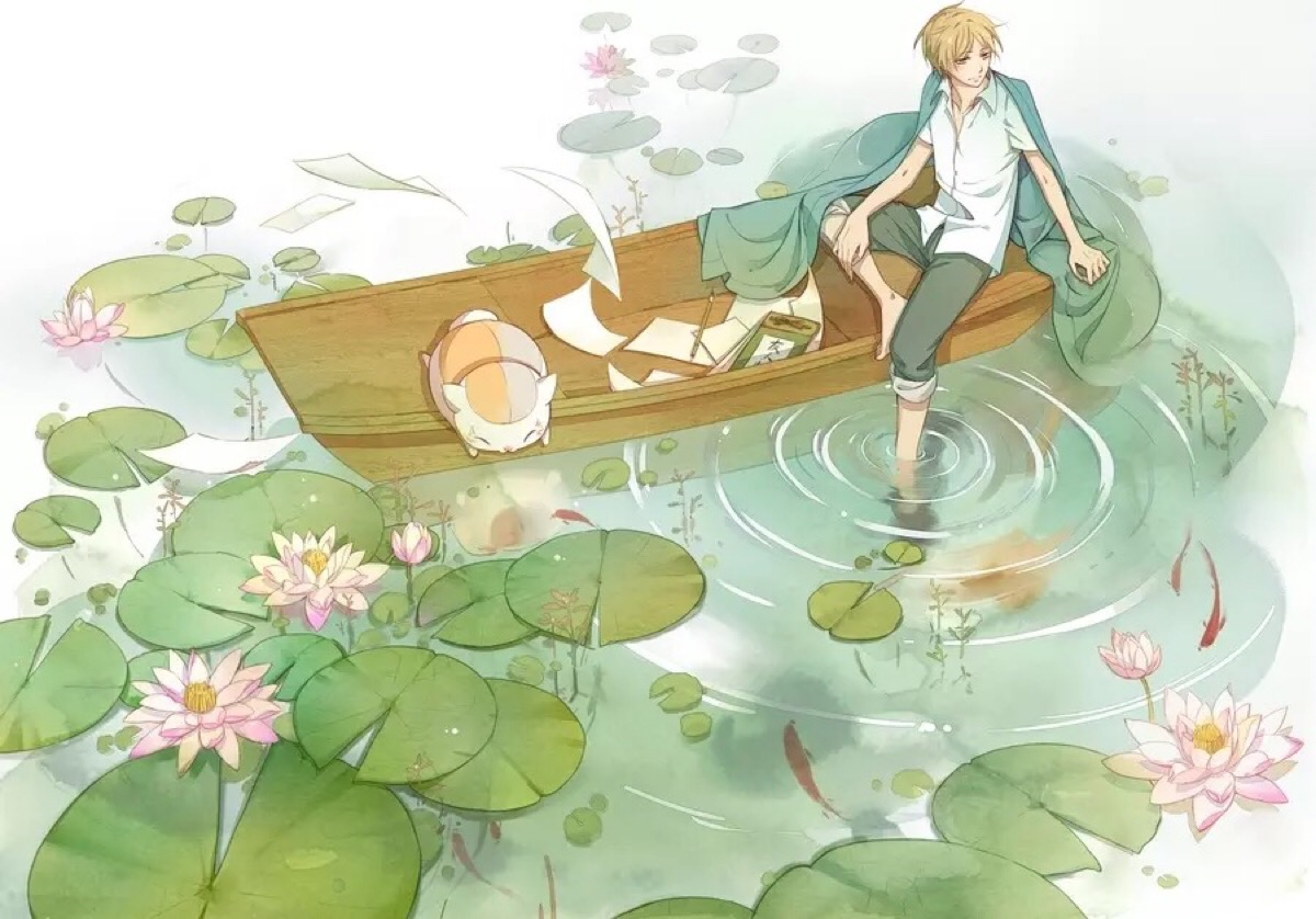 小池的池塘